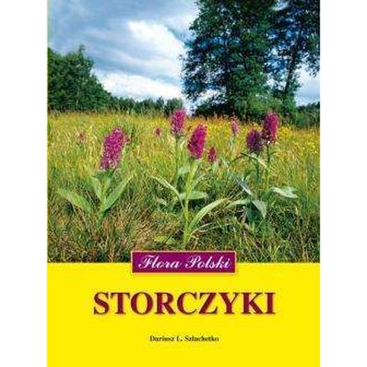 Flora Polski. Storczyki