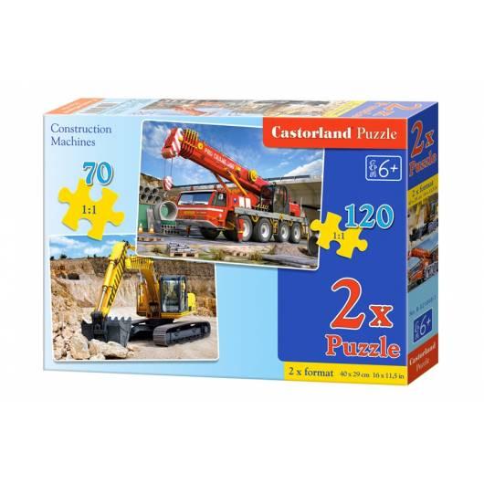 CASTOR 2w1 165+300 Maszyny budowlane