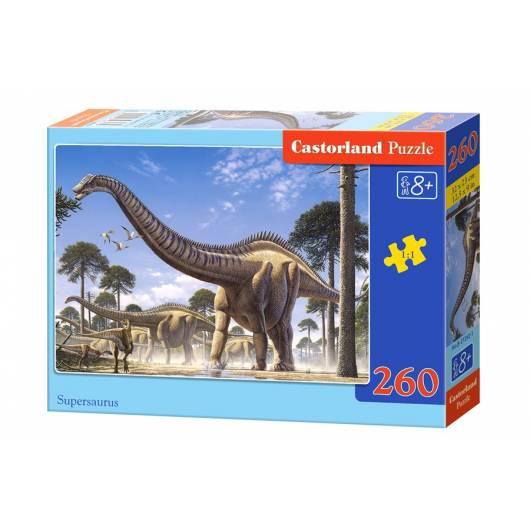 CASTOR 260 EL. Superasaurus