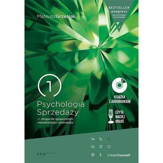 Psychologia sprzedaży- droga do sprawczości... +CD