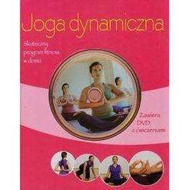 Joga dynamiczna - książka z DVD