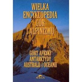 Wielka encyklopedia gór...T.5 Góry Afryki