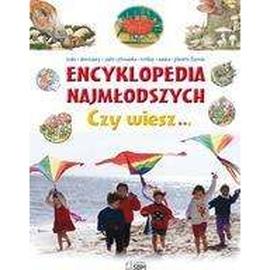 Encyklopedia najmłodszych wyd .2012 SBM