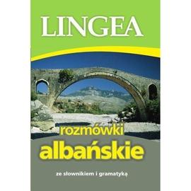 Rozmówki albańskie w.2015