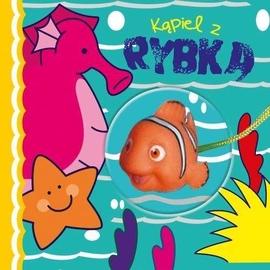 Kąpielowa z zabawką - Kąpiel z rybką