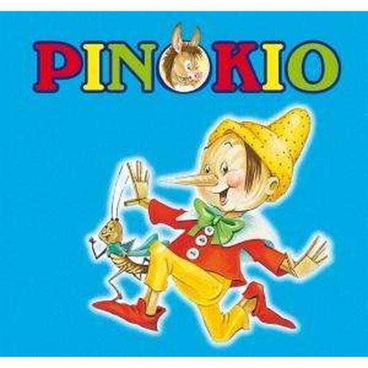 Biblioteczka niedźwiadka. Pinokio