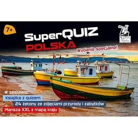 Kapitan Nauka. Pakiet SuperQuiz Polska