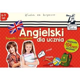 Kapitan Nauka. Angielski dla ucznia (6-9 lat)