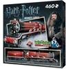 Wrebbit puzzle 3D 460 el. HP Hogwarts Express