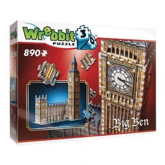 Wrebbit puzzle 3D 890 el. Big Ben