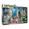 Wrebbit puzzle 3D 890 el. Zamek Neuschwanstein