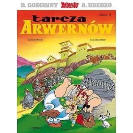 Asteriks. Album 11 Tarcza Arwenów