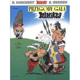 Asteriks. Album 01 Przygody gala Asteriksa