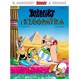 Asteriks. Album 05 Asteriks i Kleopatra