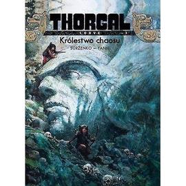 Thorgal - Louve T.3. Królestwo chaosu TW