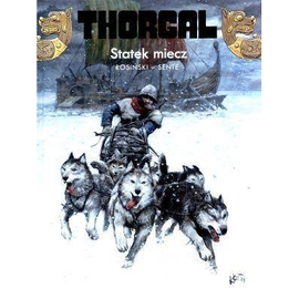 Thorgal. T.33. Statek miecz TW