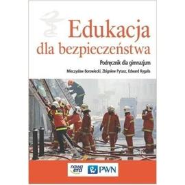 Edukacja dla bezpieczeństwa GIM 1-3 Podr. NE