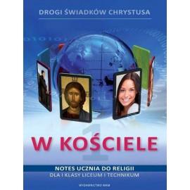 Katechizm LO 1 W Kościele podr+notes NPP WAM