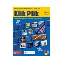 Informatyka SP 4-6 KlikPlik w.2012 NE/PWN