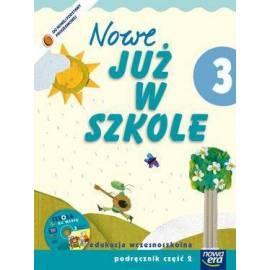 Już W Szkole Nowe 3 Podręcznik cz.2 NE