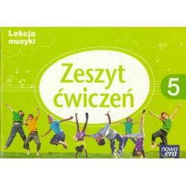 Muzyka SP 5 Lekcja muzyki ćw. NE