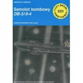 Samolot bombowy DB-3/ IŁ-4