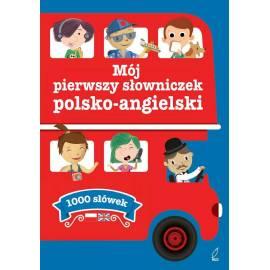 Mój pierwszy słowniczek polsko-angielski