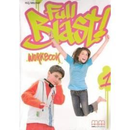 Full Blast 1 WB + CD MM PUBLICATIONS