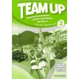 Team Up 2 materiały ćwiczeniowe wersja pełna