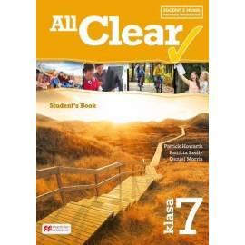 All Clear 7 SB podręcznik wieloletni MACMILLAN