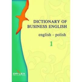 Dictionary of Business English. English - Polish