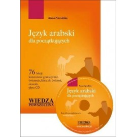 Język arabski dla początkujących + CD