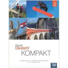 Das ist Deutsch! Kompakt 2 KB + 2CD NE