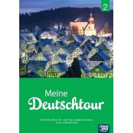 Meine Deutschtour 2 KB + CD NE