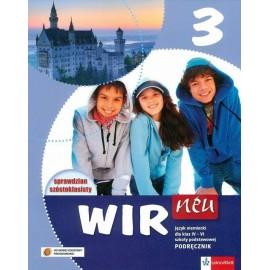 WIR Neu 3 kl.6 KB + CD LEKTORKLETT