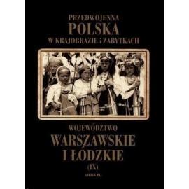 Przedwojenna Polska...T.09 Woj. warszawskie...