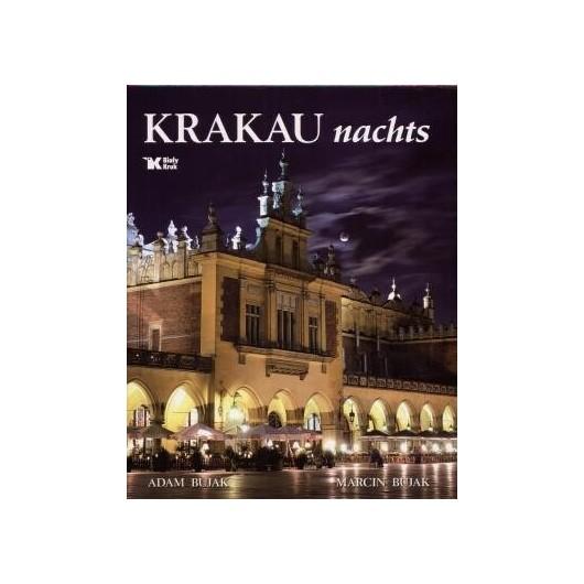 Kraków nocą wer. niem (Krakau nachts) Biały Kruk