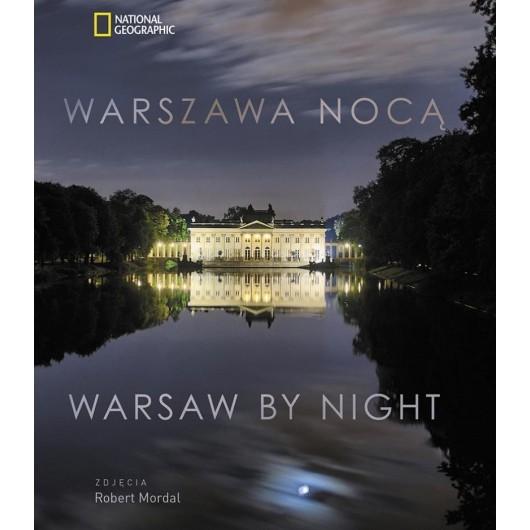 Warszawa nocą / Warsaw by night