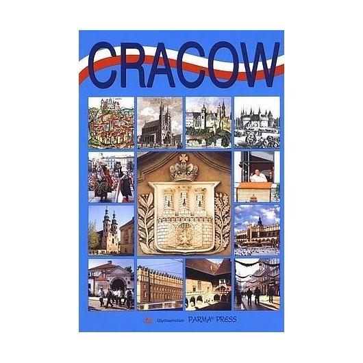 Album Kraków B5 wersja angielska