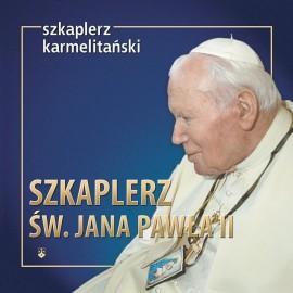 Szkaplerz św. Jana Pawła II