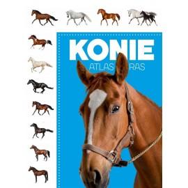 Atlas ras. Konie