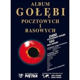 Album gołębi pocztowych i rasowych + CD