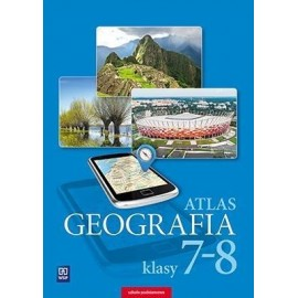 Atlas SP 7-8 Geografia WSiP