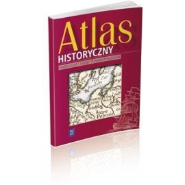 Atlas GIM i LO Historyczny WSIP