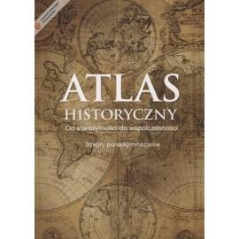 Atlas Historyczny LO Od Star. do współ. w.2012 NE