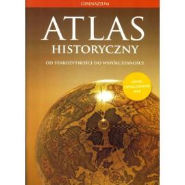 Atlas Historyczny GIM Od star. do współ. w.2015 NE