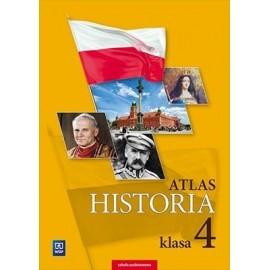Atlas SP 4 Historia WSiP
