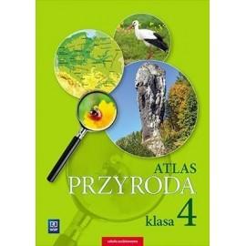 Atlas SP 4 Przyroda WSiP