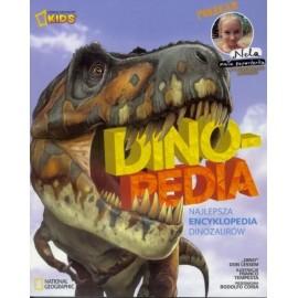 Dinopedia. Najlepsza encyklopedia dinoz. BR w. II