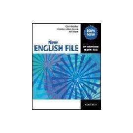 English File NEW Pre-Intermediate SB OXFORD